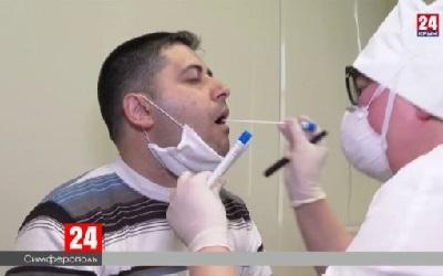 Ещё шесть человек заразились COVID-19 в Крыму